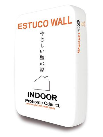 内装用塗り壁材「Indoor」